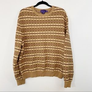 Ralph Lauren Purple Label Cashmere Men's Sweater